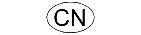 Oval of China: CN