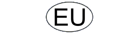Oval of European Union: EU