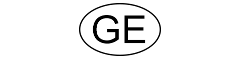 Oval of Georgia: GE
