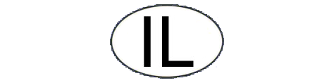 Oval of Israel: IL