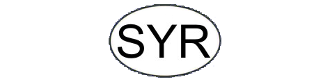Oval of Syria: SYR