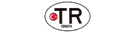 Oval of Turkey: TR