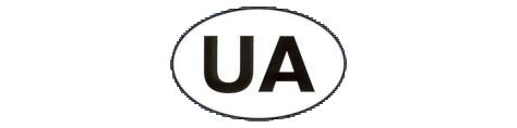 Oval of Ukraine: UA