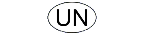 Oval of United Nations: UN
