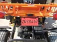 Rental motorcycle plate (old style). Z = rental vehicle