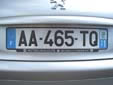 Normal plate. 971 = Guadeloupe<br>Submitted by Harald Schapperer from Germany