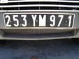 Normal plate (old style). 971 = Guadeloupe<br>Submitted by Harald Schapperer from Germany
