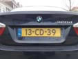 Diplomatic plate. CD = Corps Diplomatique / Diplomatic Corps<br>##-CD-## = international organizations