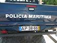Military plate (navy). AP = Armada Portuguesa (Portuguese Navy)<br>06 06 = first registered in June 2006