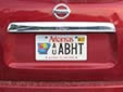 Special interest plate 'Autism Awareness'