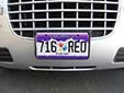 Special interest plate 'Kids 1st'