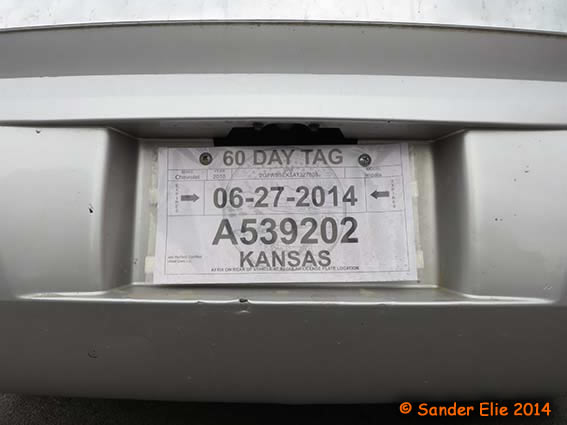 Temporary Tags Expired >> How To Get Temporary Tags For A Used Car