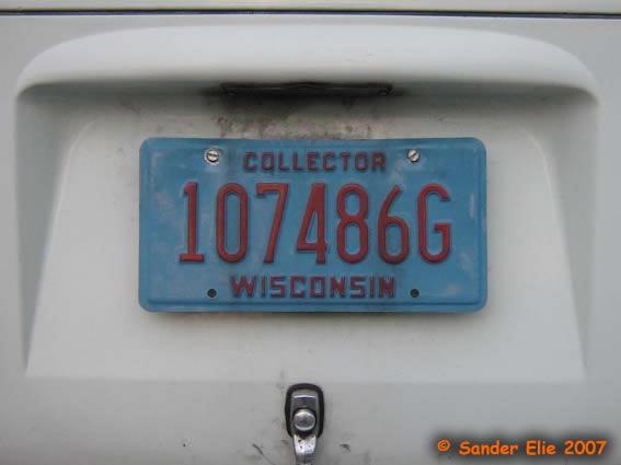 Uroplates License Plates North America United States